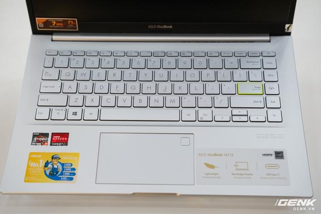 Cận cảnh ASUS VivoBook 14 (M413): Chạy Ryzen 4000 series, đồ họa tích hợp Radeon RX Vega 6, SSD lên đến 1TB, giá từ 15,49 triệu đồng - Ảnh 14.