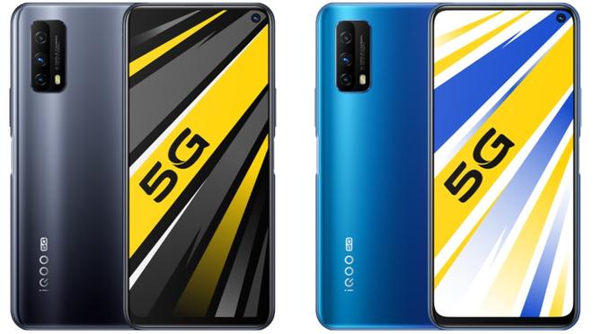 iQOO Z1x 5G ra mắt: Màn hình 120Hz, Snapdragon 765G, pin 5000mAh, giá chỉ từ 5.3 triệu đồng - Ảnh 3.