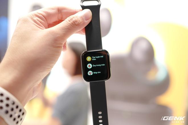 Realme mở rộng hệ sinh thái sản phẩm tại Việt Nam, ra mắt cùng lúc điện thoại, tai nghe và đồng hồ thông minh - Ảnh 6.