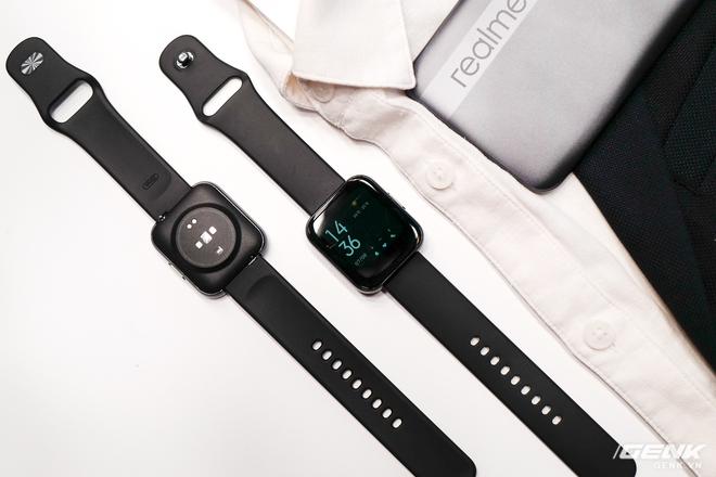Realme mở rộng hệ sinh thái sản phẩm tại Việt Nam, ra mắt cùng lúc điện thoại, tai nghe và đồng hồ thông minh - Ảnh 2.