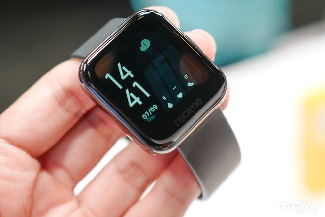 Realme mở rộng hệ sinh thái sản phẩm tại Việt Nam, ra mắt cùng lúc điện thoại, tai nghe và đồng hồ thông minh - Ảnh 3.