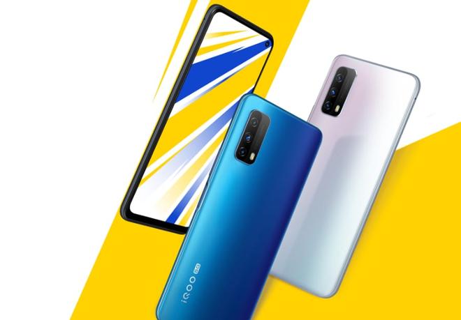 iQOO Z1x 5G ra mắt: Màn hình 120Hz, Snapdragon 765G, pin 5000mAh, giá chỉ từ 5.3 triệu đồng - Ảnh 1.