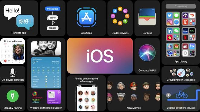 Apple ra mắt iOS 14 public beta cho tất cả người dùng, có thể tải về và cài đặt ngay bây giờ - Ảnh 1.