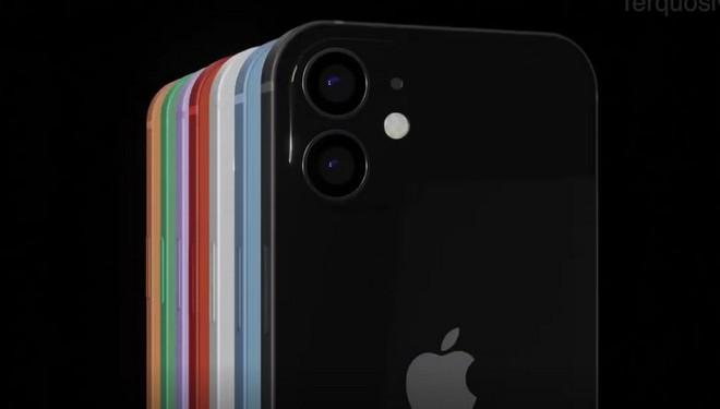 Ngắm ý tưởng iPhone 12 và iPhone 12 Max mô phỏng chính xác nhất theo rò rỉ và tin đồn - Ảnh 1.