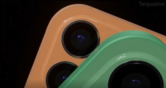 Ngắm ý tưởng iPhone 12 và iPhone 12 Max mô phỏng chính xác nhất theo rò rỉ và tin đồn - Ảnh 3.