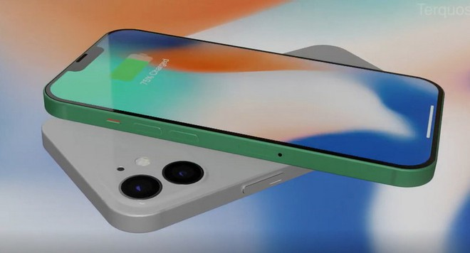 Ngắm ý tưởng iPhone 12 và iPhone 12 Max mô phỏng chính xác nhất theo rò rỉ và tin đồn - Ảnh 4.