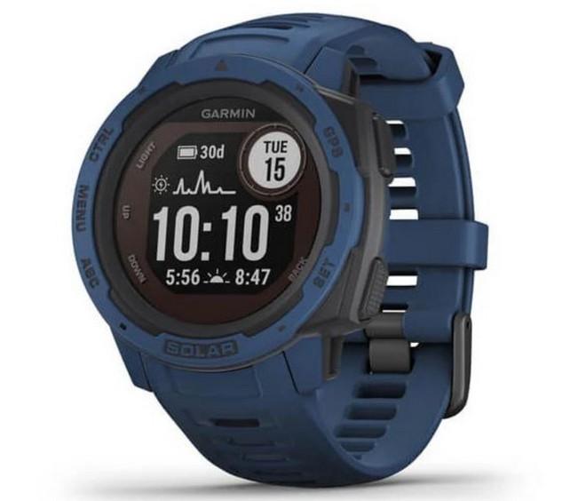 Garmin trình làng loạt smartwatch chạy bằng năng lượng mặt trời, có thể hoạt động tới 50 ngày/lần sạc - Ảnh 2.