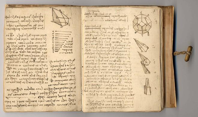 4 sự thật thú vị có thể bạn chưa biết về thiên tài Leonardo Da Vinci - Ảnh 4.