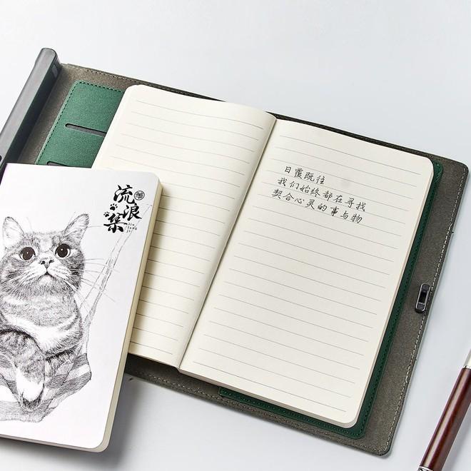 Xiaomi ra mắt sổ tay thông minh: Tích hợp cảm biến vân tay để mở khoá, giá 925.000 đồng - Ảnh 3.