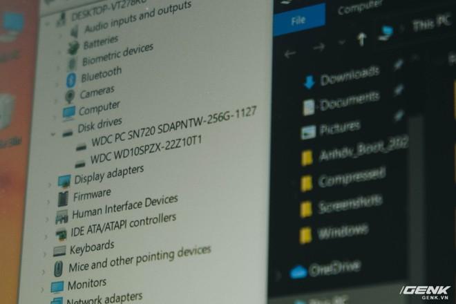 Trên tay Huawei MateBook D15: Khi không thể bán điện thoại, tại sao không chuyển sang bán laptop? - Ảnh 15.