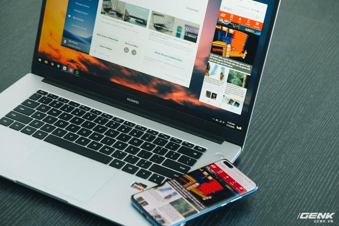 Trên tay Huawei MateBook D15: Khi không thể bán điện thoại, tại sao không chuyển sang bán laptop? - Ảnh 16.