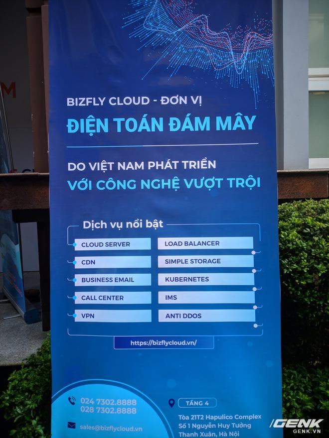 Triển lãm các nền tảng số của Việt Nam: thiết bị 5G của Viettel, Vsmart, Bizfly Cloud cùng nhiều giải pháp chuyển đổi số cho mùa dịch - Ảnh 5.