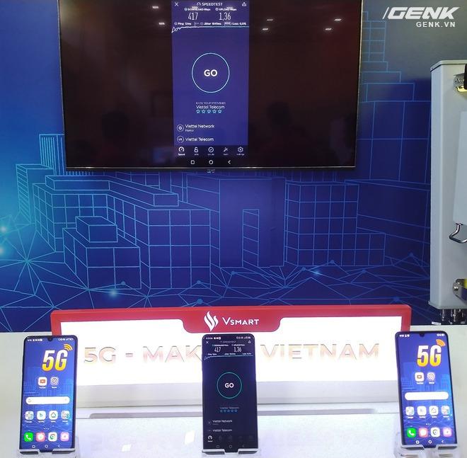 Triển lãm các nền tảng số của Việt Nam: thiết bị 5G của Viettel, Vsmart, Bizfly Cloud cùng nhiều giải pháp chuyển đổi số cho mùa dịch - Ảnh 9.