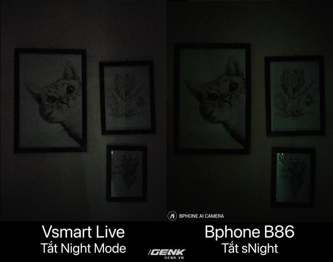So sánh Bphone B86 và Vsmart Live: Cùng chip Snapdragon 675 nhưng Bphone đắt gấp 2.5 lần, liệu có đáng số tiền bỏ ra? - Ảnh 8.