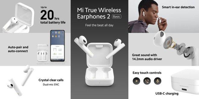 Xiaomi ra mắt TV Stick chạy Android nhỏ gọn, màn hình cong 34 dành cho game thủ, tai nghe true wireless giá rẻ - Ảnh 3.