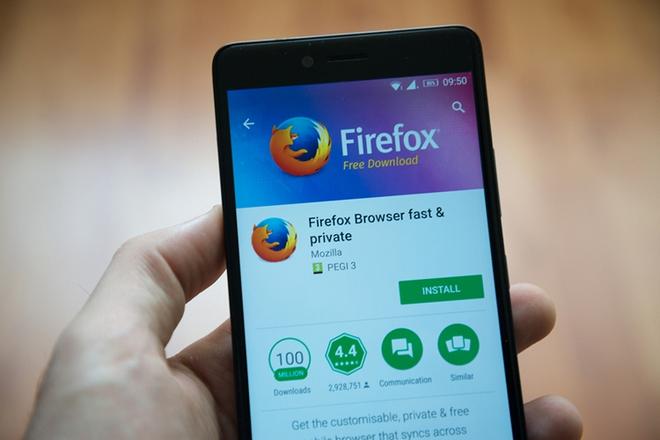 Firefox trên Android dính lỗi nghiêm trọng: vẫn bật camera ngay khi điện thoại đã khóa màn hình - Ảnh 1.