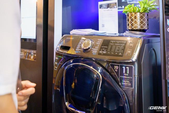 Samsung trình diễn dải sản phẩm gia dụng cao cấp dẫn đầu xu hướng IoT - Ảnh 12.