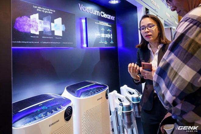 Samsung trình diễn dải sản phẩm gia dụng cao cấp dẫn đầu xu hướng IoT - Ảnh 15.