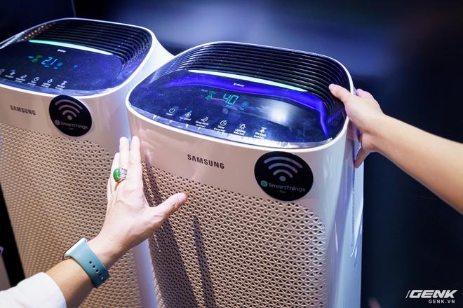 Samsung trình diễn dải sản phẩm gia dụng cao cấp dẫn đầu xu hướng IoT - Ảnh 17.