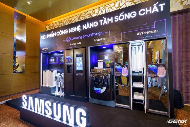 Samsung trình diễn dải sản phẩm gia dụng cao cấp dẫn đầu xu hướng IoT - Ảnh 4.