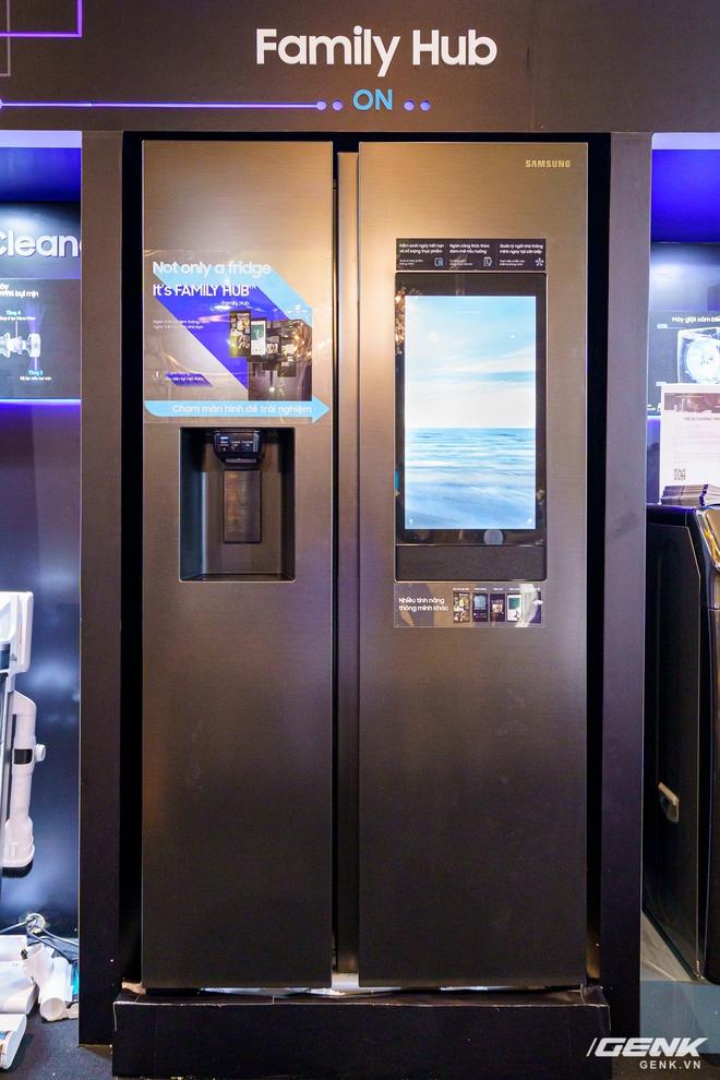 Samsung trình diễn dải sản phẩm gia dụng cao cấp dẫn đầu xu hướng IoT - Ảnh 5.