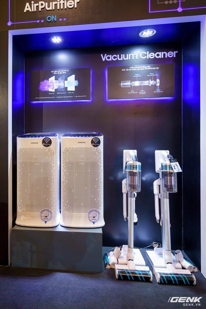 Samsung trình diễn dải sản phẩm gia dụng cao cấp dẫn đầu xu hướng IoT - Ảnh 14.
