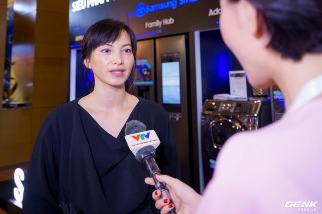 Samsung trình diễn dải sản phẩm gia dụng cao cấp dẫn đầu xu hướng IoT - Ảnh 18.