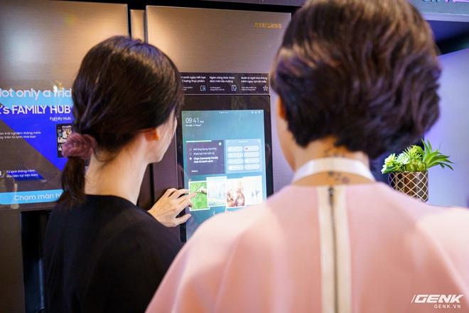 Samsung trình diễn dải sản phẩm gia dụng cao cấp dẫn đầu xu hướng IoT - Ảnh 7.