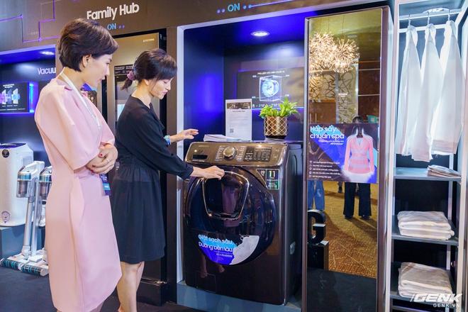 Samsung trình diễn dải sản phẩm gia dụng cao cấp dẫn đầu xu hướng IoT - Ảnh 13.
