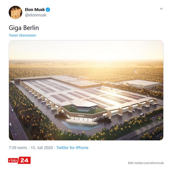 Elon Musk lần đầu tiết lộ hình ảnh nhà máy Gigafactory tại Đức, đẹp không khác gì resort 5 sao, có cả hồ bơi trên mái nhà - Ảnh 2.