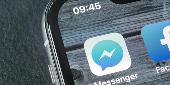 Facebook Messenger cập nhật tính năng xác thực bằng Face ID/Touch ID - Ảnh 1.