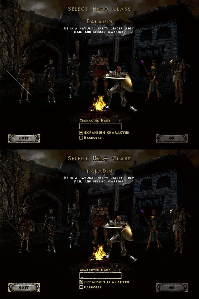 YouTuber dùng machine learning tái tạo huyền thoại Diablo II với hình ảnh cực đẹp, chạy độ phân giải 4K 60 FPS mượt mà - Ảnh 3.