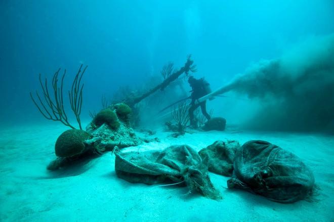 Hành trình phục dựng mùi hương cho lọ nước hoa bị chôn vùi 150 năm dưới đáy biển Bermuda - Ảnh 1.