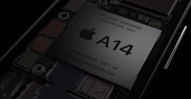 Chip A14 được trang bị trong iPhone 12 5G của Apple sẽ là bộ vi xử lý di động mạnh nhất và tiết kiệm pin nhất - Ảnh 1.