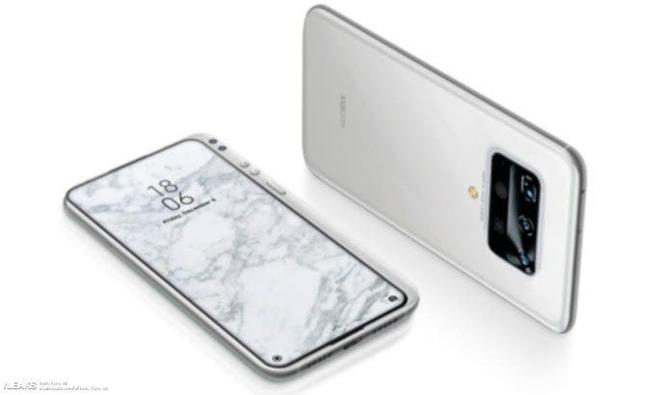Xiaomi Mi MIX 2020 lộ diện với thiết kế độc lạ - Ảnh 2.