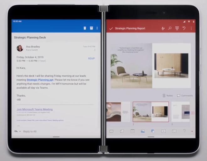Một thiết bị nửa nạc nửa mỡ như Surface Duo sẽ dành cho ai? - Ảnh 4.