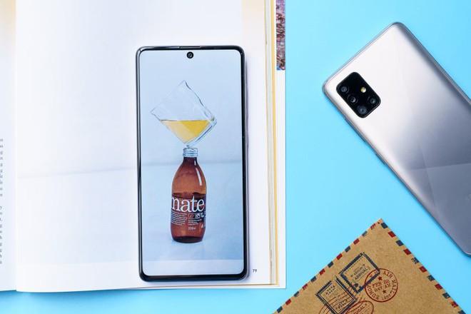 Galaxy A51 và A71 được cập nhật tính năng Chụp Một Chạm (Single Take), thêm tùy chọn màu Bạc Crush mới - Ảnh 3.