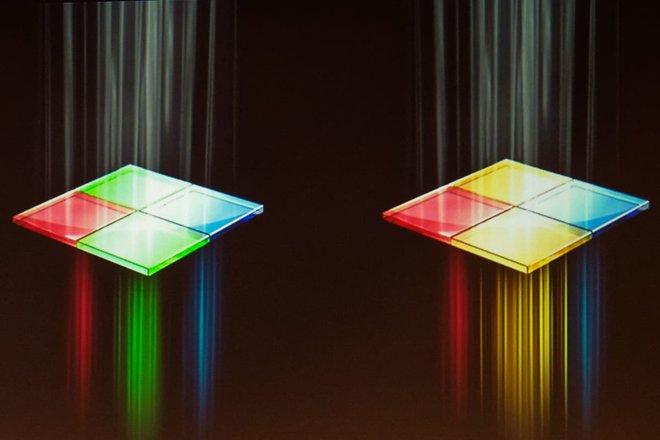 Cảm biến RGGB thông thường và cảm biến RYYB trên Huawei P40