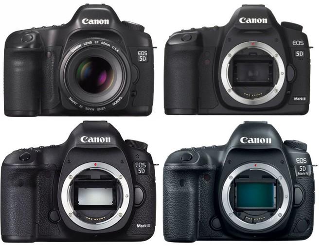 Canon có thể đã khai tử dòng máy ảnh 5D huyền thoại: Ngày tàn của DSLR đã tới? - Ảnh 2.