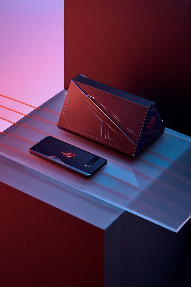 ROG Phone 3 ra mắt: Snapdragon 865+, màn hình 144Hz, camera 64MP, pin 6000mAh, giá từ 799 EUR - Ảnh 7.