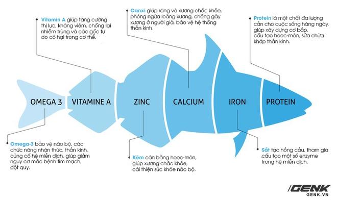 Ăn 1-2 bữa cá mỗi tuần để bảo vệ não bộ bạn khỏi tác hại của bụi mịn và ô nhiễm không khí - Ảnh 2.