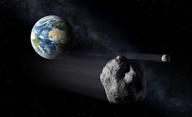 NASA: tiểu hành tinh đường kính 200m và 4 thiên thể khác sẽ lần lượt ngang Trái Đất trong ngày những ngày cuối tháng Bảy này - Ảnh 1.