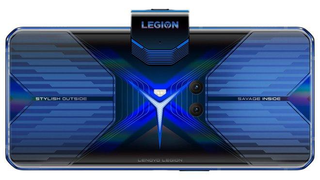 Lenovo Legion Phone Duel ra mắt: Snapdragon 865+ đầu tiên, camera selfie thò thụt ở cạnh bên, pin 5000mAh, sạc nhanh 90W, giá từ 11.6 triệu đồng - Ảnh 3.