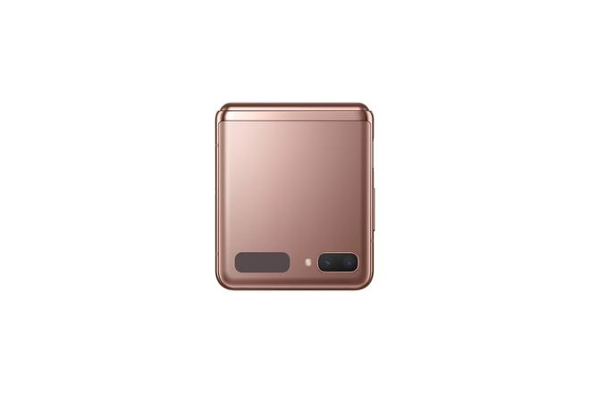 Galaxy Z Flip 5G ra mắt: Snapdragon 865+, màu Đồng Huyền Bí mới, giá 1500 USD - Ảnh 2.