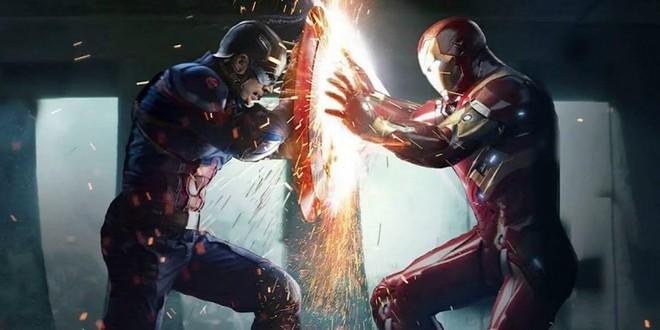 YouTuber chế tạo chiếc khiên của Captain America siêu cứng, đập gạch như chơi, biết bắn laser - Ảnh 1.