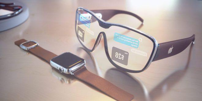 Một concept Apple Glass