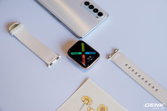 Trên tay OPPO Watch Sơn Tùng M-TP đeo trong MV Có Chắc Yêu Là Đây: Rất đẹp, hoàn thiện tốt không thua Apple Watch, nhìn nghiêng thấy khác biệt - Ảnh 6.