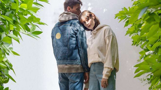 Mua một chiếc quần Levis mới, rất có thể bạn đang mặc một phần chiếc quần jeans cũ của một ai đó - Ảnh 1.