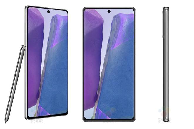 Đây là những khác biệt chính giữa Galaxy Note 20 và Galaxy Note 20 Ultra - Ảnh 3.
