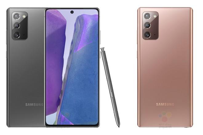 Đây là những khác biệt chính giữa Galaxy Note 20 và Galaxy Note 20 Ultra - Ảnh 1.